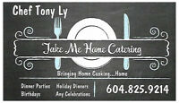 Take Me Home Catering Services