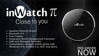 InWatch Pi Bluetooth Smart Watch •(Promotional Price)• 15 days