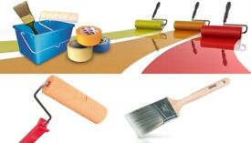 PAINTER AND DECORATING - SPRAYER AVAILABLE!!!