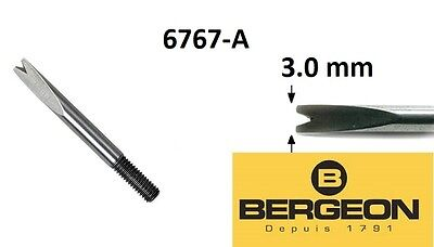 Bergeon 6767-A Replacement Fork End Tip for 6767-S Spring Bar - Bergeon Spring Bar Tool