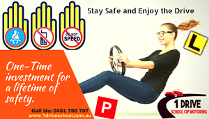 1Drive School of Motoring Sydney | Female driving instructor | Liverpool Liverpool Area Preview