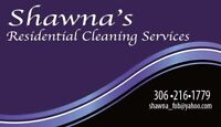 Shawna's Residential Cleaning Services