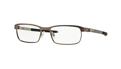 Oakley Mens Tincup Eyeglasses Frames 3184-0352 Powder Toast Authentic New 52mm