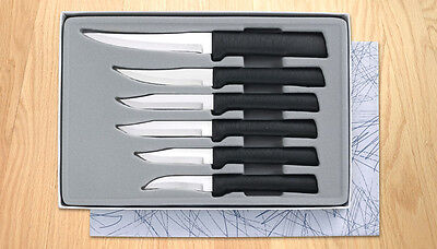Used, RADA CUTLERY G252 All Star Paring Gift Set - Black Handle MADE IN THE USA for sale  Shipping to Canada