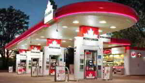 LOOKING GAS STATION FOR MY CLIENTS WITHIN 2 HOURS TORONTO