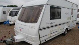 Coachman VIP 460 2 Berth Caravan 2005