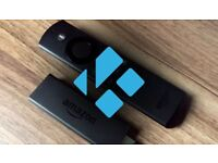 Amazon Fire TV Stick, 2nd Generation - Movies, TV Shows, Kids Shows, Music, Documentaries.