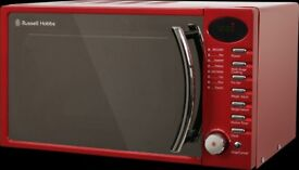 Russell Hobbs RHM1740c Microwave (Hardly used - Collection only) Email or Text