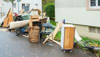 Household junk removal services
