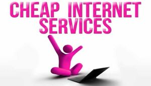 Cheap Internet Service Provider with NO CONTRACT