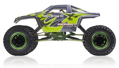 1/10 Exceed RC MaxStone 4WD Brushed Electric Truck ROCK CRAWLER RTR