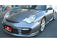 Porsche 996 front bumper