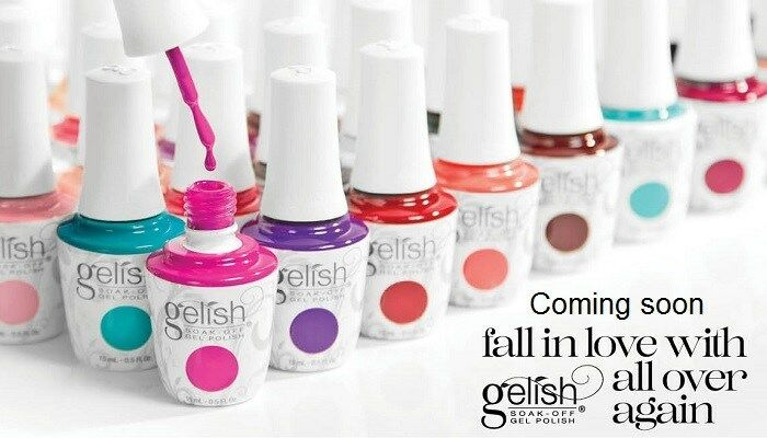 Gelish HARMONY GEL POLISH Only ! ALL COLORS ! Get your favou