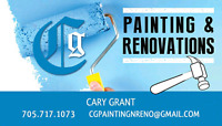 CG PAINTING AND RENOVATIONS