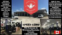 Kings performance speed shop