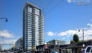 GORGEOUS MODERN VANCOUVER CONDO CLOSE TO DOWNTOWN AND METROTOWN
