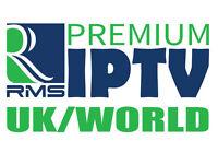 IPTV UK/EUROPE/USA/ASIA/AFRICA/MIDLE EAST/SPORTS/MOVIES