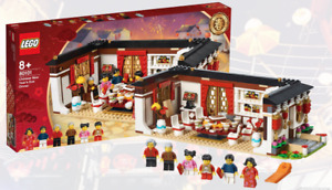 Lego Asia Exclusive 80101 /80102 Chinese New Year Set