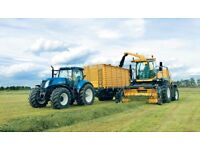 Farm Work wanted- Grain/ silage/ labouring