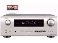 Denon 2310 surround dts av amp dts hd and tannoy sub and speakers 5 plus 1