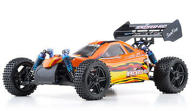 Exceed RC 1/10 Scale 2.4Ghz Electric SunFire RTR Off Road Buggy COLOR-Baha Red