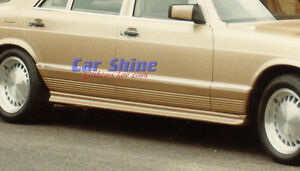 Mercedes-W126-S-Class-SE-GENUINE-AMG-SIDE-SKIRTS-to86