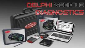 Car diagnostic , van truck diagnostic tools full professional system