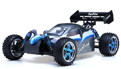 Exceed RC 1/10 Scale 2.4Ghz Brushless PRO Electric RTR Off Road Buggy EE (Off Road Rtr Buggy)