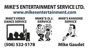 Mike's Entertainment Service Professional DJ Service