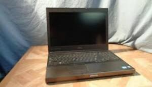 Dell i7 Quad Core 4gb Nvidia 20 gb Ram 160 gb SSD + 500gb HDD
