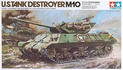 NEW Tamiya 1/35 US Tank Destroyer M10 89554