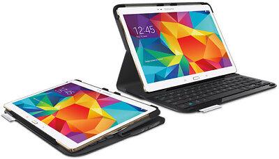 Logitech Keyboard Folio für Samsung Galaxy Tab S 10.5 Zoll Tastaturlayout QWERTY