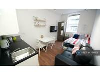 Studio flat in Hutton's Building, Sheffield , S1
