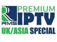 IPTV UK/SPORTS/MOVIES/ASIA