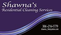 Shawna's Residential & Office Cleaning Services