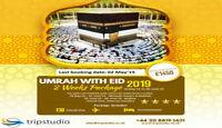 2 Weeks Package with Eid (Makkah First)