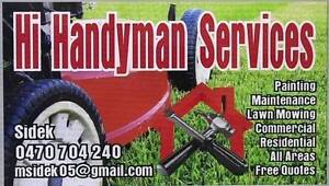Handyman Service at your door step Belmore Canterbury Area Preview