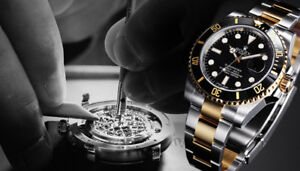 Rolex Breitling Omega Tag Heuer Service and Repair
