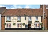 Bar Staff required for beautifully refurbished village pub