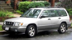 I WANT TO BUY FORESTER