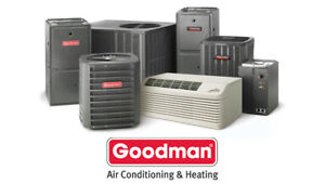 SUDBURY NEW FURNACES AND AIR CONDITIONERS - GREAT PRICES!