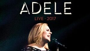 Adele Live 2017 tickets for sell Brisbane City Brisbane North West Preview