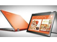 "Lenovo IdeaPad 80jh i5 4Gb 100Gb SSD 14"" touch HD Win 8.1"