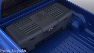 HILUX LARGE UTILITY BOX EXTRA & DUAL CAB A-DECK 9/15 ** TOYOTA GENUINE PARTS **