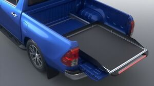 TOYOTA HILUX BED SLIDE DUAL CAB UTE FROM JULY 2015> NEW GENUINE ACCESSORY