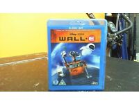 WALL E 2 DISC BLU RAY