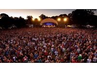 Tickets for WOMAD Festival, with backstage access!