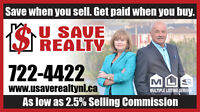 SAVE when you SELL.....get PAID when you BUY
