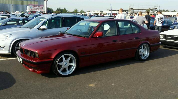 18 Quot Mk Motorsport Wheels And Tyres 18x8 5 18x10 5x120 Bmw