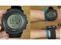 Suunto Traverse Alpha Stealth GPS Watch